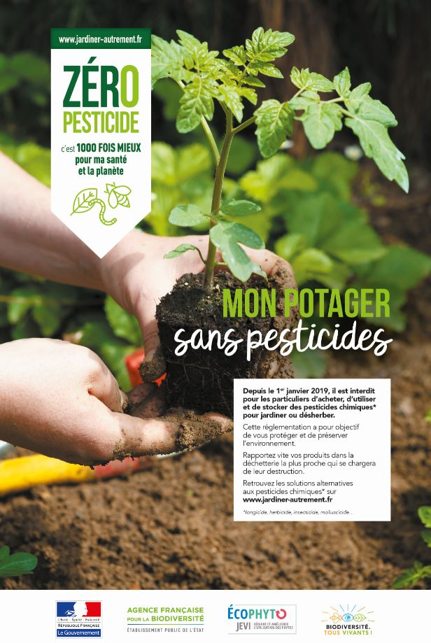 campagne zéro pesticides